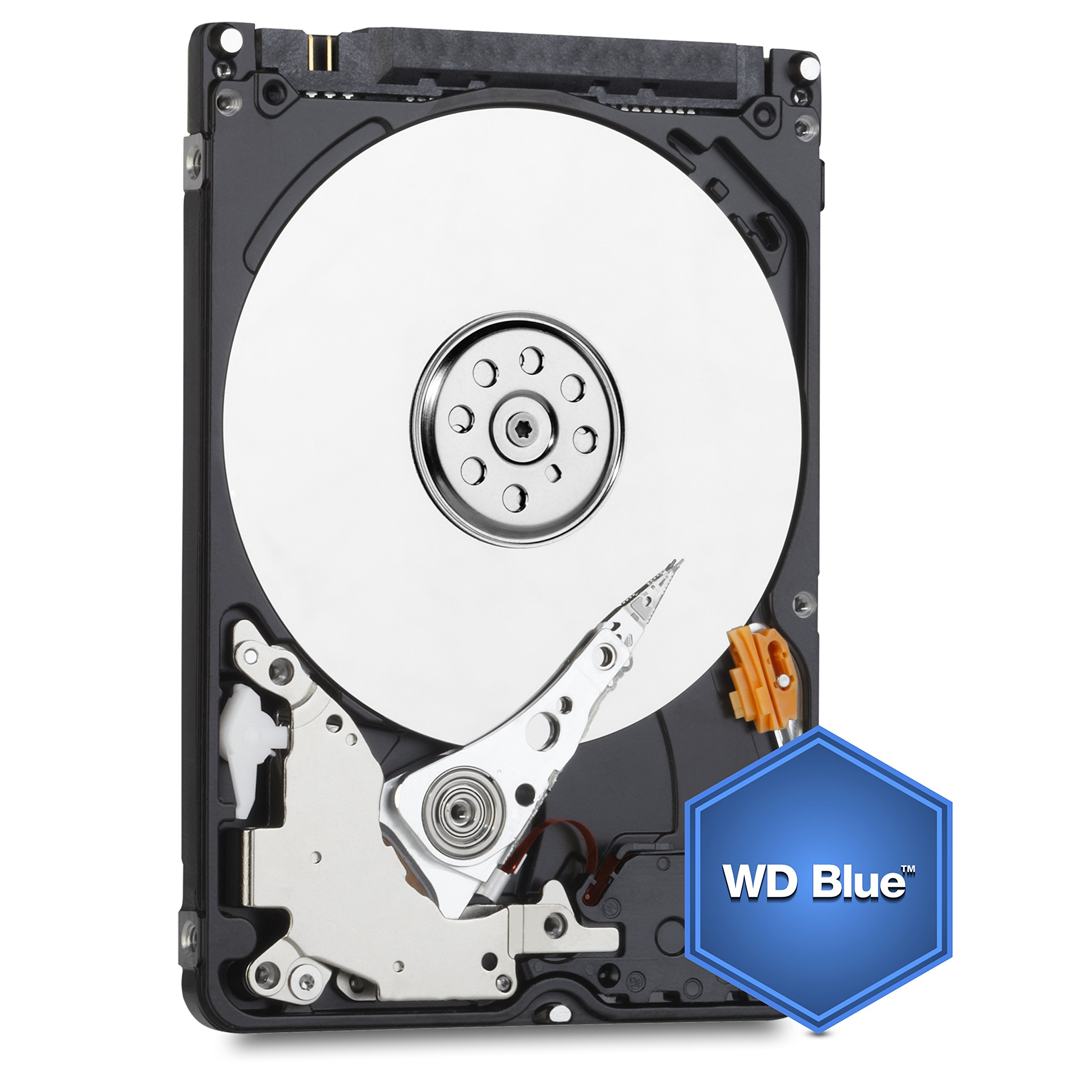 WD Blue 500GB Mobile Hard Disk Drive - 5400 RPM SATA 6 Gb/s 7.0 MM 2.5 Inch - WD5000LPCX by Western Digital