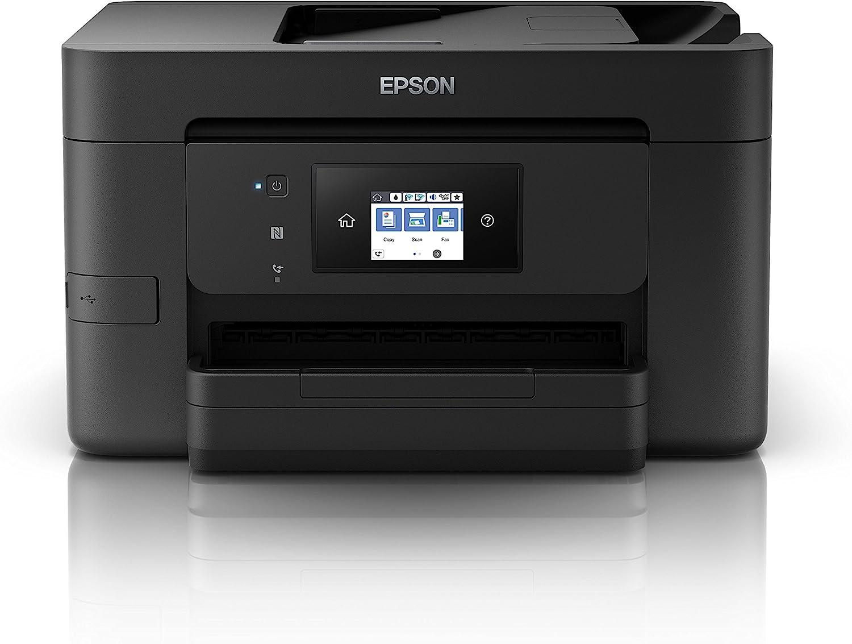 Epson Workforce WF 3720 DWF - Impresora Multifunción Color ...