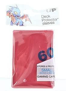 YGO Mini Pochettes docsmagic.de 4 x 60 Double Mat Orange Card Sleeves Small Size 62 x 89