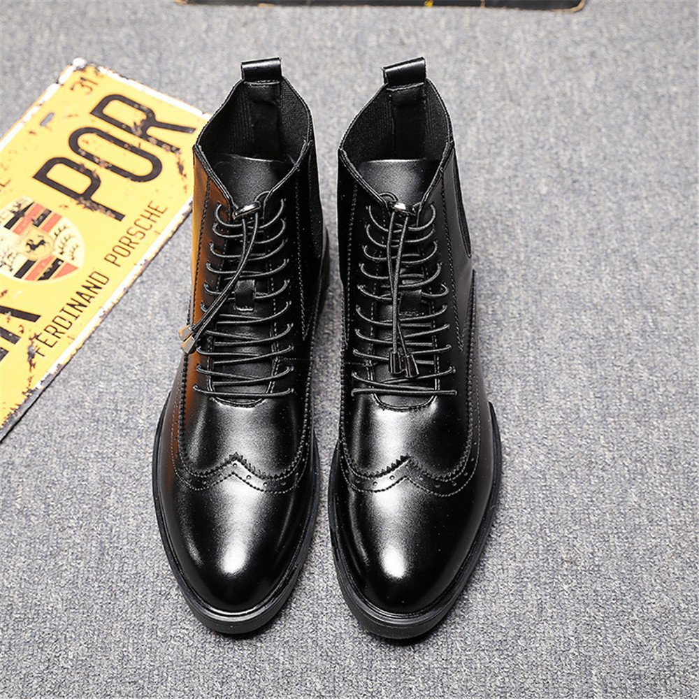 Frenulum, flachem absatz schuhe, männer chelsea Stiefel, Stiefel, Stiefel, schwarzer spitze und flachem absatz schuhe vogue,schwarz,37 c1de4a