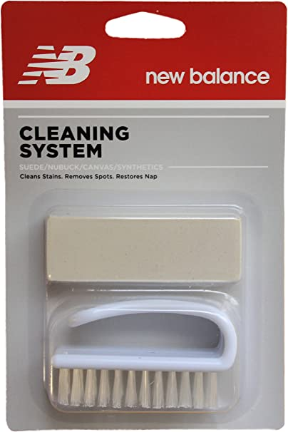 New Balance Suede Shoe Cleaning System