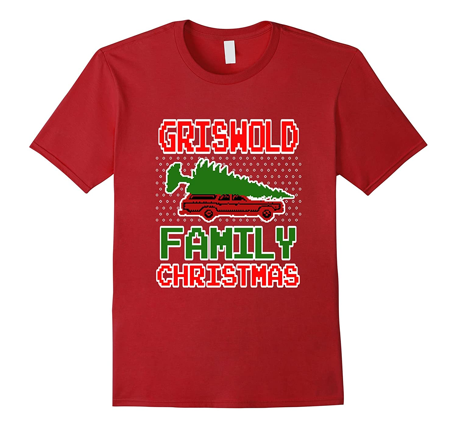 funny griswold family t shirt ugly christmas sweater - Griswold Ugly Christmas Sweater