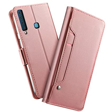 size 40 7c33a 0557a AICEDA Samsung Galaxy A9 2018 A9 Star Pro A9s Case, Surface Samsung Galaxy  A9 2018 A9 Star Pro A9s Surface Built-in Stand Function for Samsung Galaxy  ...
