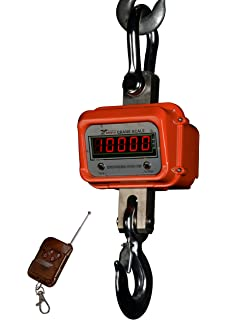 Super Duty 10000lbx2lb Crane Scale/Hanging Scale with Remote Control