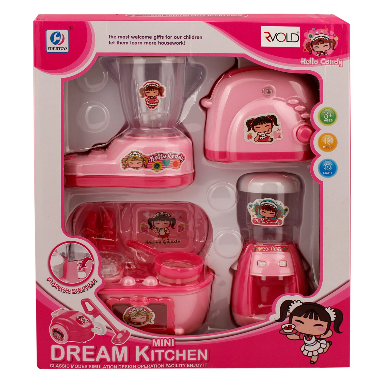 rvold happy family household set online at low prices in india