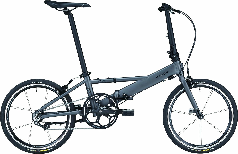 DAHON(ダホン) Helios 20インチ シングルスピード 折りたたみ自転車 2017年モデル B01LY09WSEチタン
