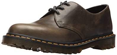 Dr. Martens 3989 Smooth, Chaussures de ville mixte adulte - Noir (Black) ca3db117cec8
