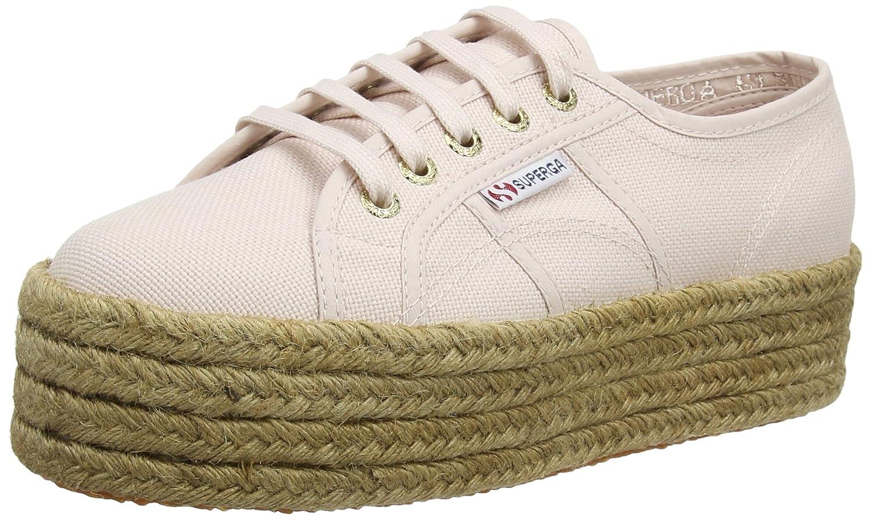 Superga 2790-Cotropew, Zapatillas para Mujer 39.5 EU|Pink (Pink Skin)