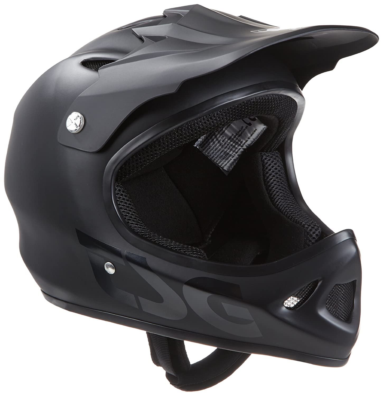 TSG Helm Staten Solid color Flat-Black 750062