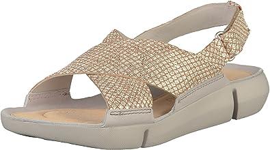 8e80b1dc1a5fc Clarks Women s Tri Chloe Sling Back Sandals  Amazon.co.uk  Shoes   Bags