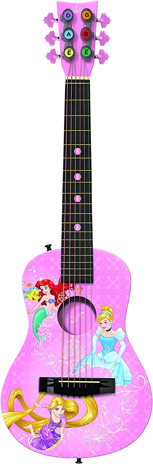 Top 10 Best First Act Acoustic & Electric Guitar Reviews in 2020 9