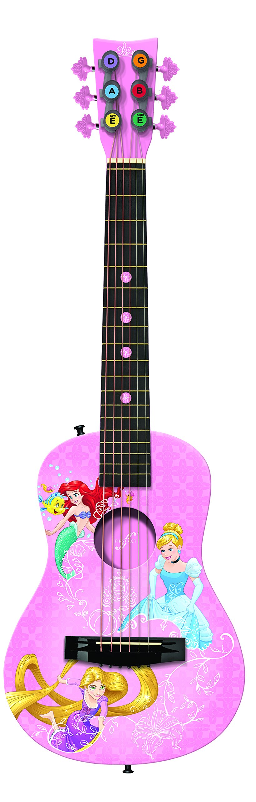 Disney Princess Acoustic Guitar by First Act - DP705 by First Act