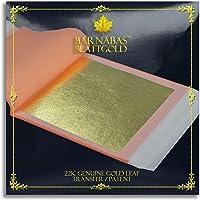 Pan de Oro Auténtico Transferible 22 kt, 85
