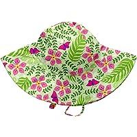 I Play Baby 715418138084 Brim Sun Bebek Şapkası, Yeşil, 0-6 Ay