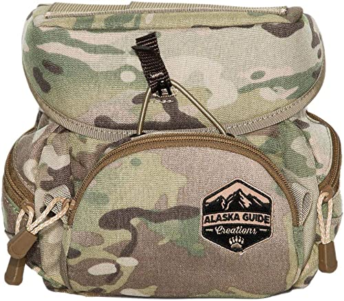 Alaska Guide Creations Alaska Classic HBS Bino Pack 10 Color Options Binocular Harness
