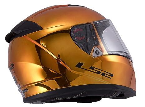 Amazon.com: LS2 Breaker - Casco de moto para adulto, S ...