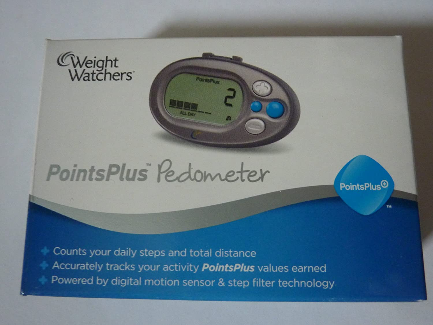 Weight Watchers 2011 PointsPlus Pedometer by Weight Watchers   B004E7MXTG