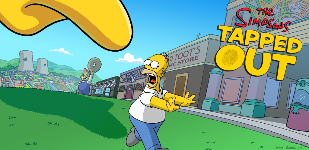 The Simpsons™: Tapped Out - бесплатный взлом - video ...