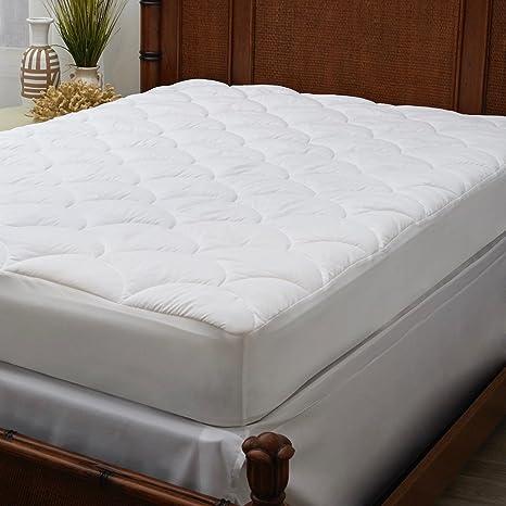 Microfibra rendimiento Stay Cool almohadillas de colchón por Panamá JACK – hipoalergénico extra poliéster (acabado