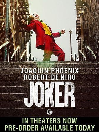 Amazon Com Joker 4k Ultra Hd Blu Ray Digital Todd