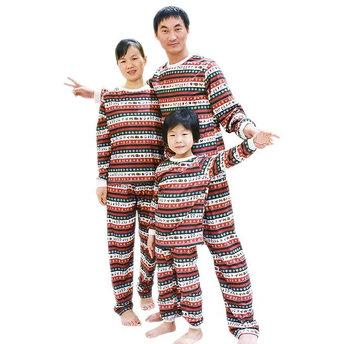 Della Di Holiday Pigiama Bozevon Famiglia Natale SxvqRnawf