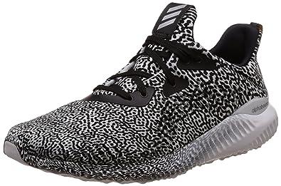 adidas Alphabounce W Aramis, Chaussures de Running Femme, Noir-Negro (Negbas/Ftwbla/Gricla), 38 2/3 EU