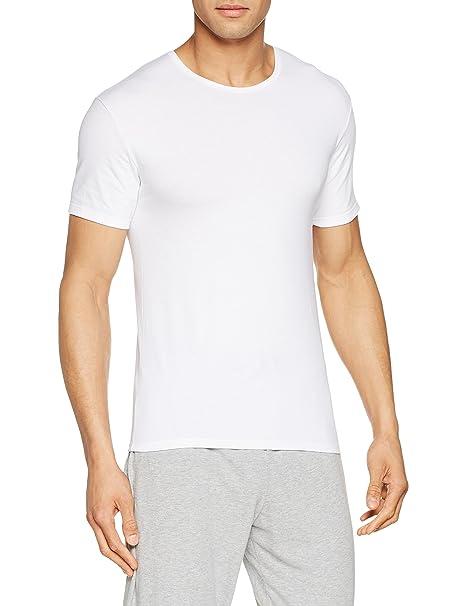 Abanderado ASA040W, Camiseta X-Temp con Manga corta para Hombre: Amazon.es: Ropa y accesorios