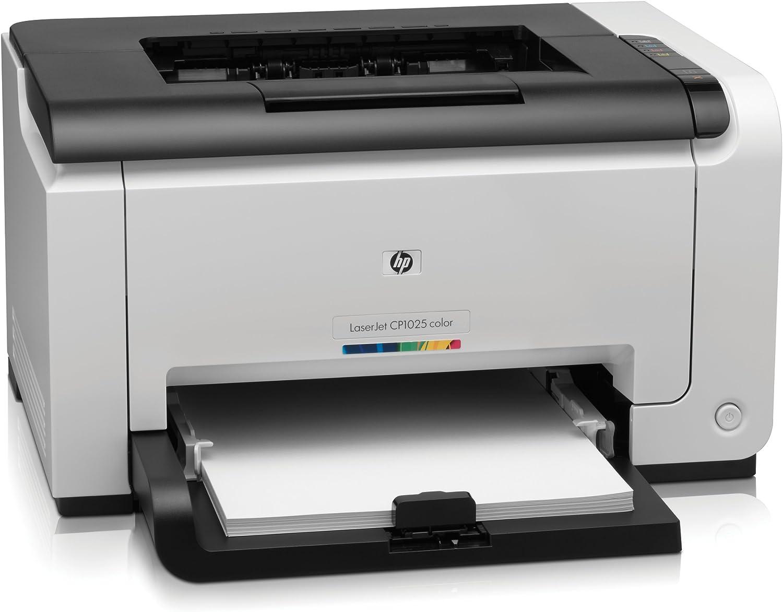 HP Laserjet PRO CP 1025 - Impresora láser: Amazon.es: Electrónica