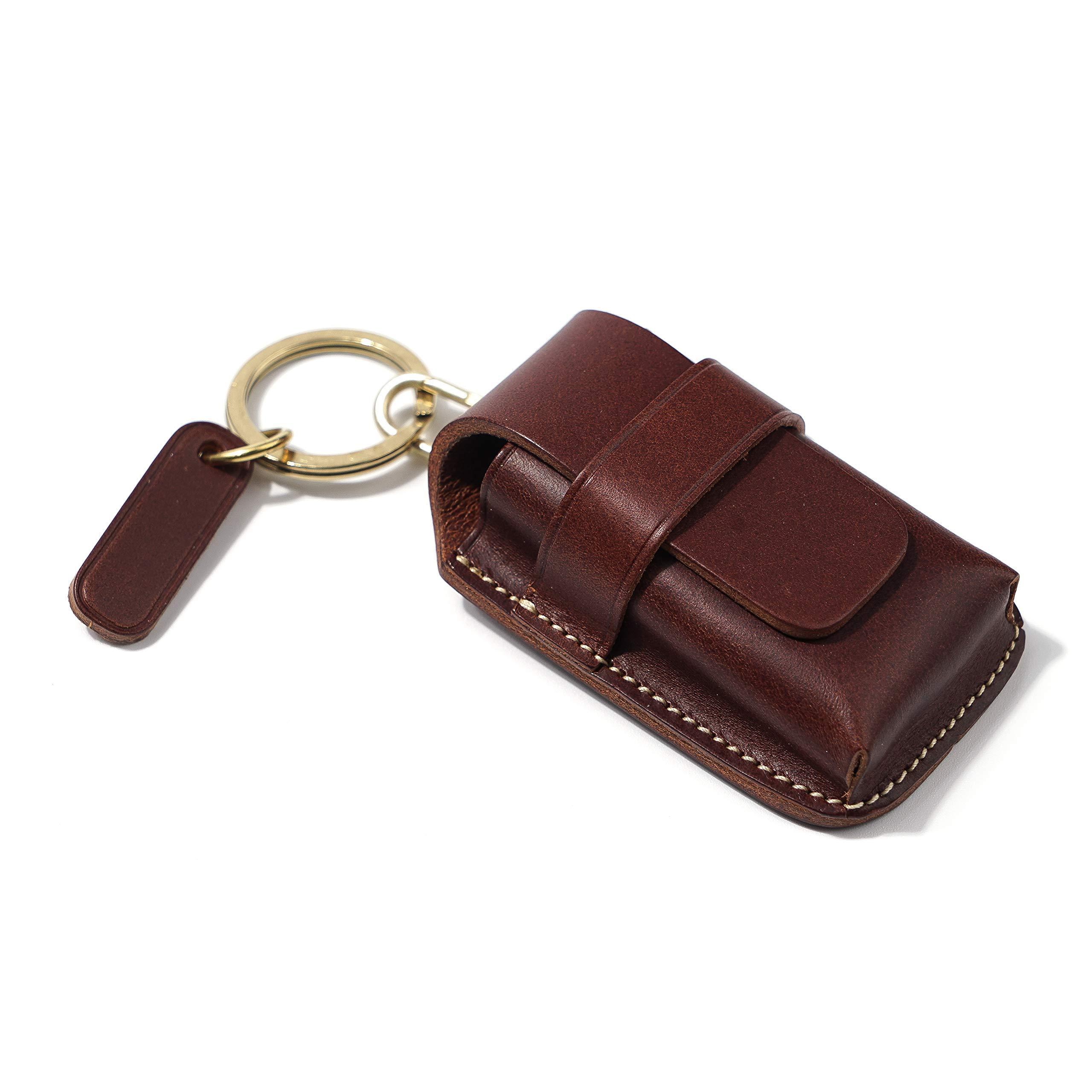 hevitz 7700 Universal Smart Key Pouch Wood Brown