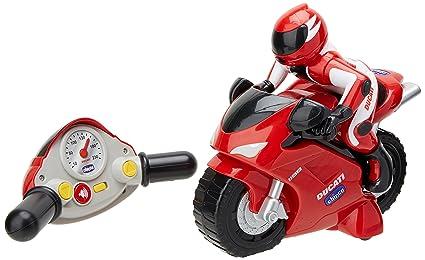 Amazon.com: Chicco – 00000389000000 – Moto Ducati 1198: Toys ...