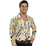 Retro YELLOW Groovy Costume Shirt