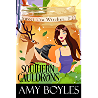 Southern Cauldrons (Sweet Tea Witch Mysteries Book 21)
