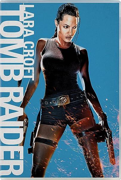 Lara Croft Tomb Raider Amazon In Angelina Jolie Iain Glen