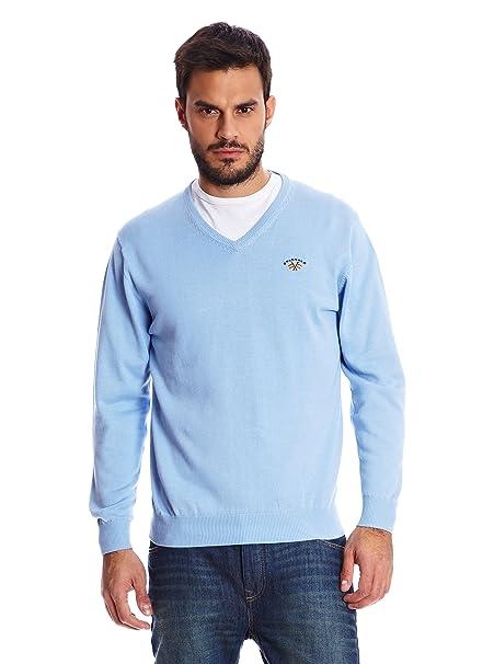 Spagnolo Jersey Azul Celeste S