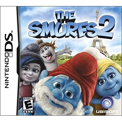 The Smurfs 2 - Nintendo DS: Ubisoft: Video Games