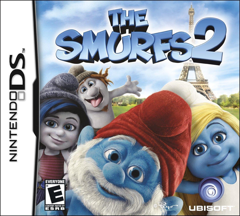 Amazon Com The Smurfs 2 Nintendo Ds Ubisoft Video Games