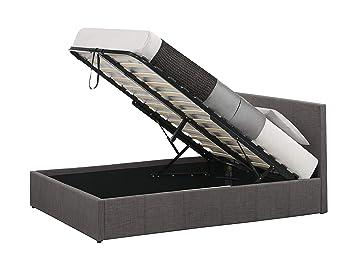 Strange Birlea Divan Velvet Grey Double 135 X 190 Cm Forskolin Free Trial Chair Design Images Forskolin Free Trialorg