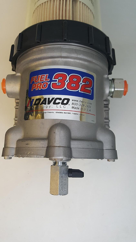 Davco Fuel Filter Housing Wiring Library Yamaha Rhino Location 382950 Amazoncouk Car Motorbike