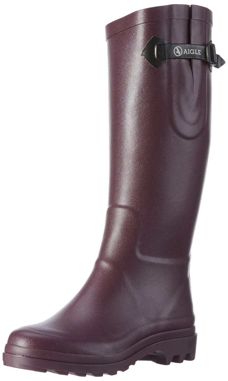 Aigle Womens Aiglentine Rubber Boots