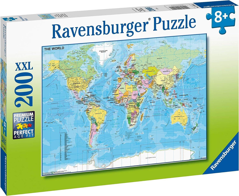 Ravensburger- Puzzle 200 Piezas XXL (12890): Amazon.es: Juguetes y juegos