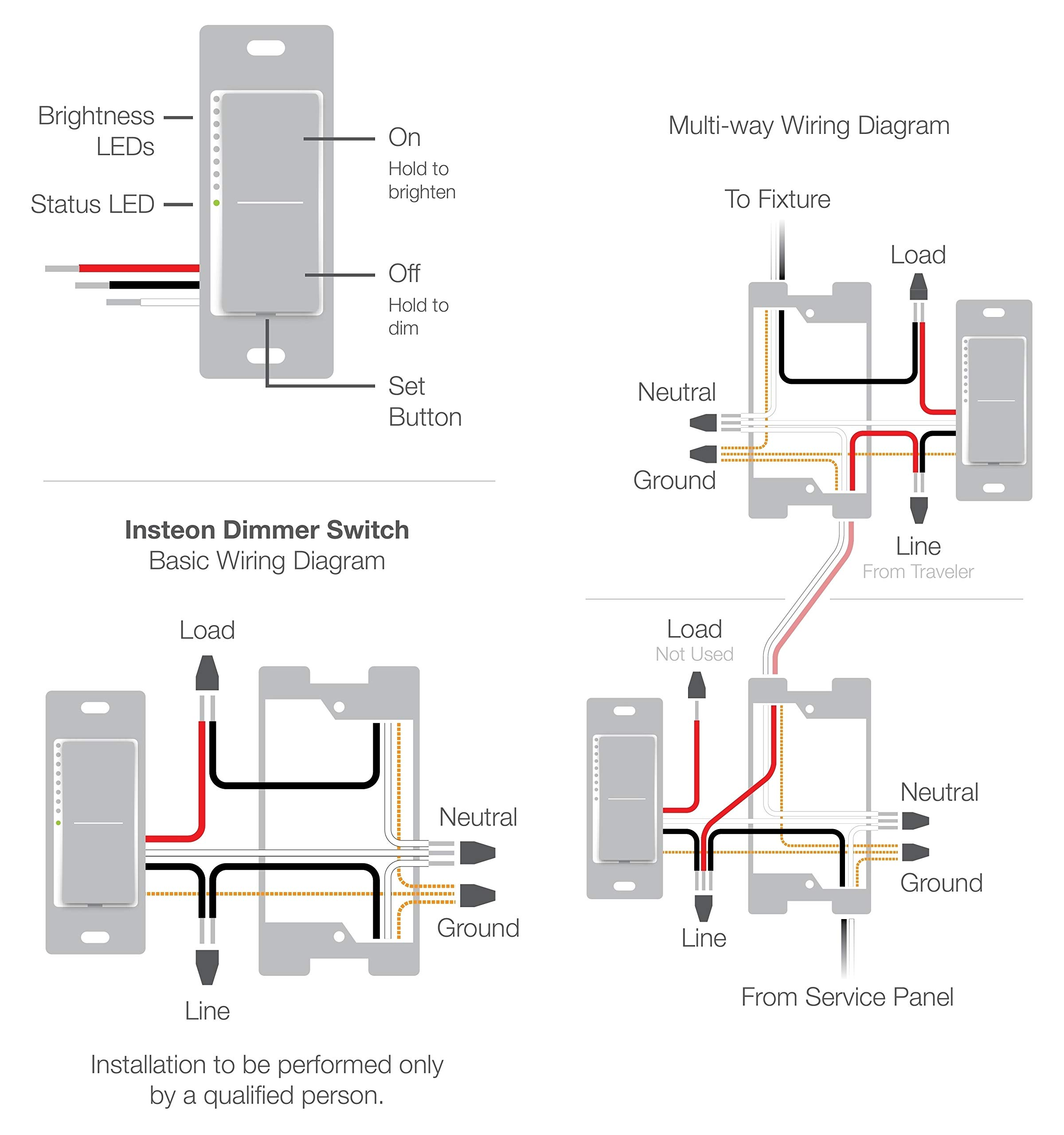 Insteon 4 Way Wiring Diagram