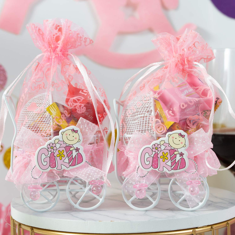 Amazon.com: QILICHZ - Bolsa de regalo para baby shower, de ...