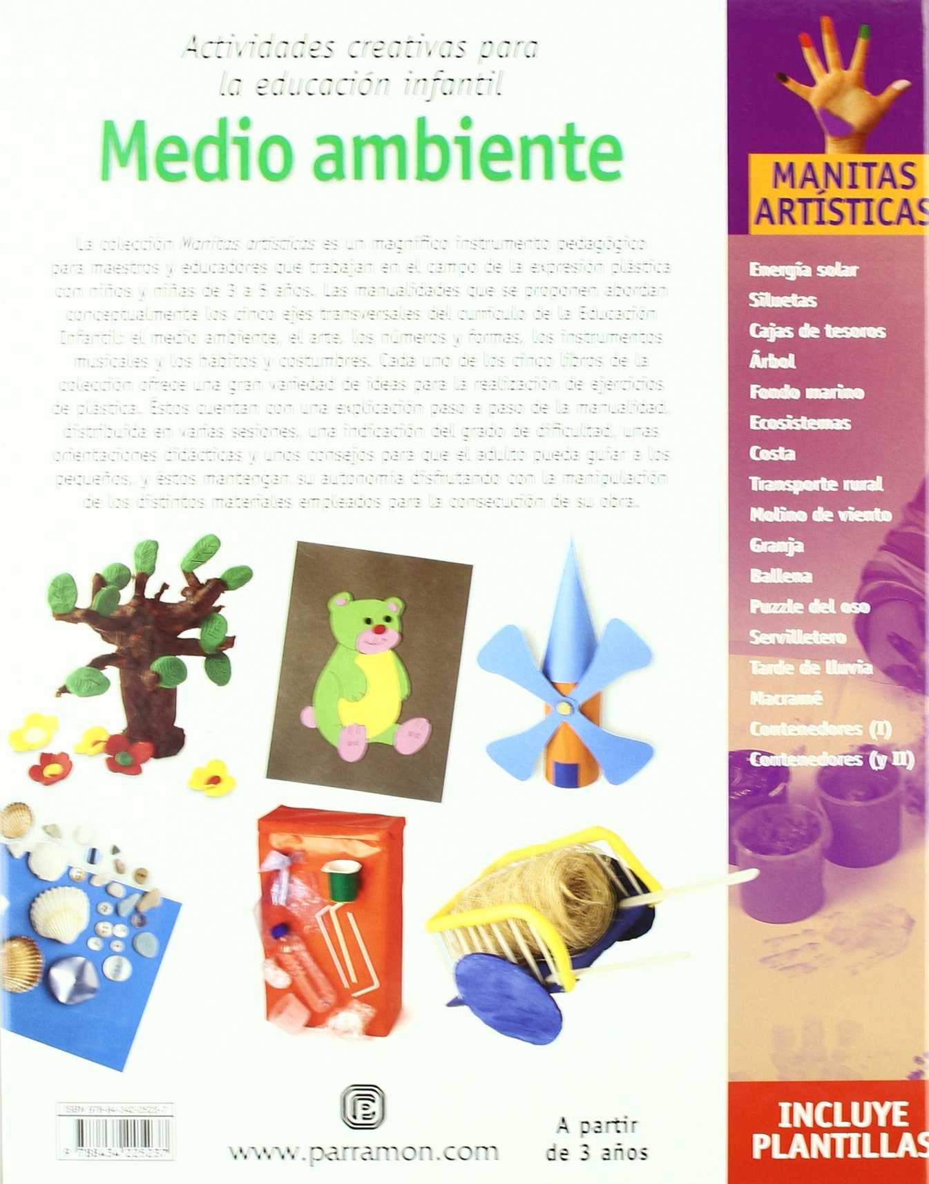 Medio Ambiente (Spanish Edition): Parramon: 9788434225237: Amazon.com: Books