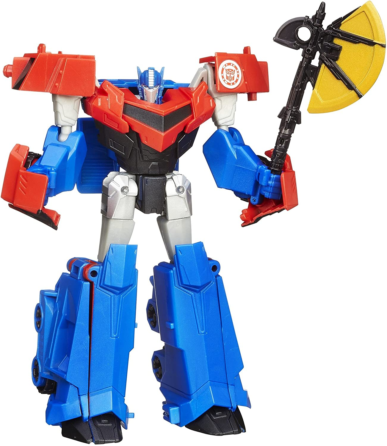 NEW Transformers Robots in Disguise RID Warrior Class