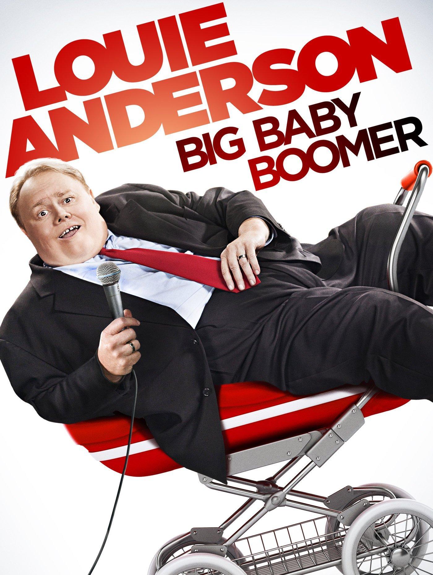 Amazon Com Watch Louie Anderson Big Baby Boomer Prime Video