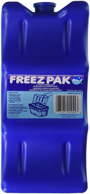 Freez Pak groß wiederverwendbar Ice Pack