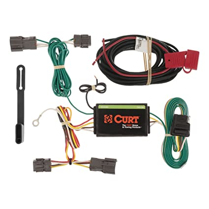 amazon com curt 56163 custom wiring harness automotive rh amazon com Curt Wiring Harness Installation Wiring Harness Curt Industries