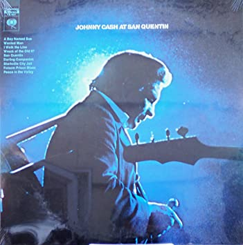Image result for johnny cash at san quentin