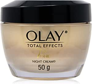 Olay Total Effects Night Face Cream Moisturiser 50g