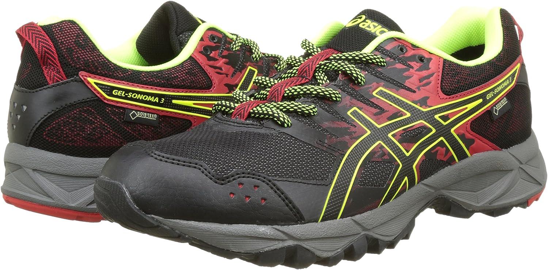 ASICS Gel-Sonoma 3 G-TX, Zapatillas de Running para Asfalto para Hombre: Amazon.es: Zapatos y complementos